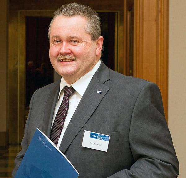 Arno Wettstein