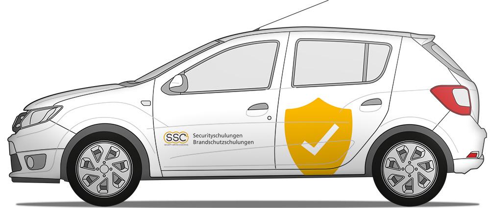Serviceleistungen - Dacia Sandero SSC